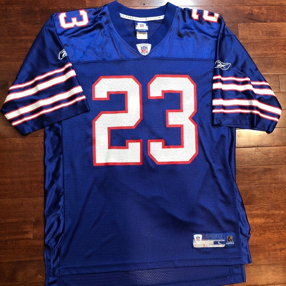 separation shoes 28406 a4eaa Vintage buffalo bills Marshawn lynch jersey